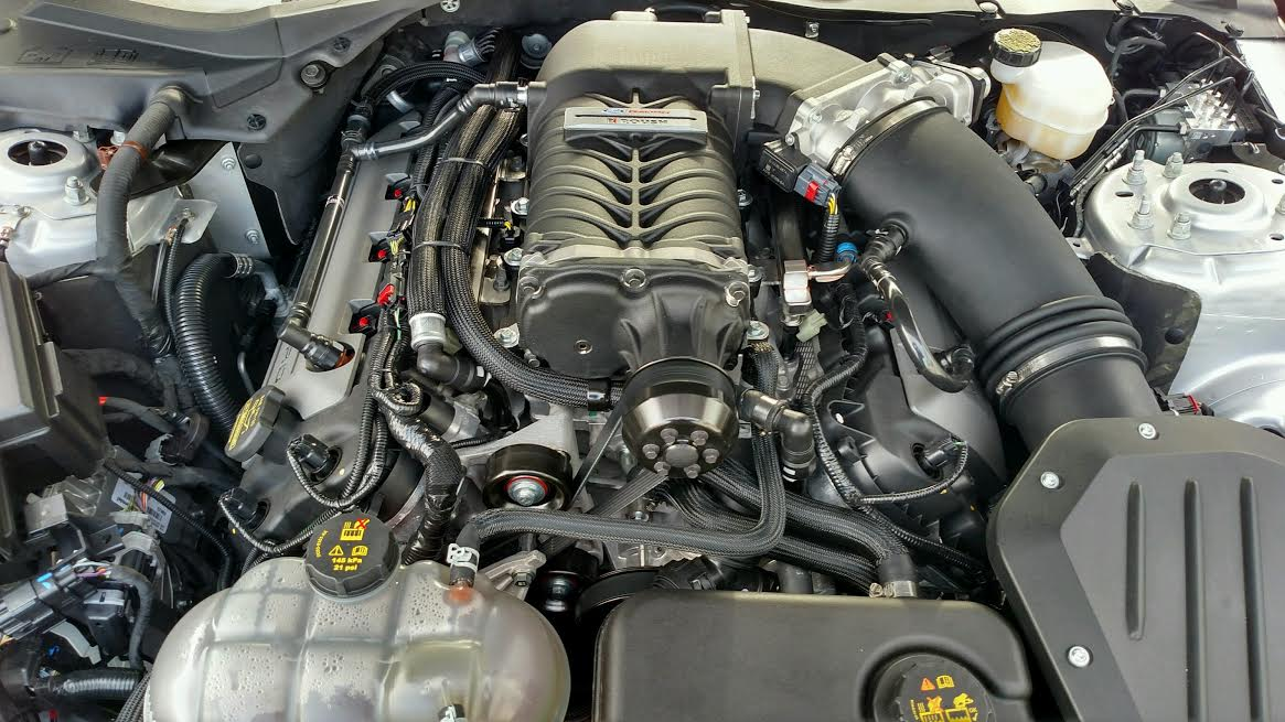 2015 Mustang Gt Supercharger >> Jdm Engineering Installs 2015 Mustang Gt Ford Performance Roush Tvs